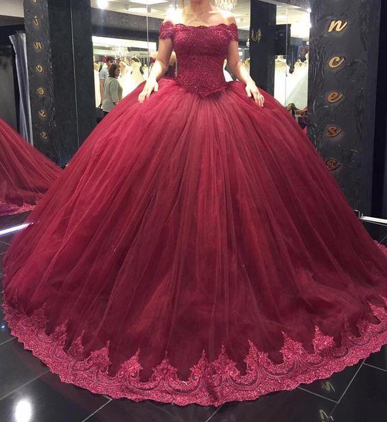33 Vestidos De Xv Años Estilo Princesa Quince Dresses