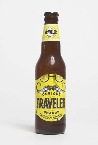 curious traveler shandy.