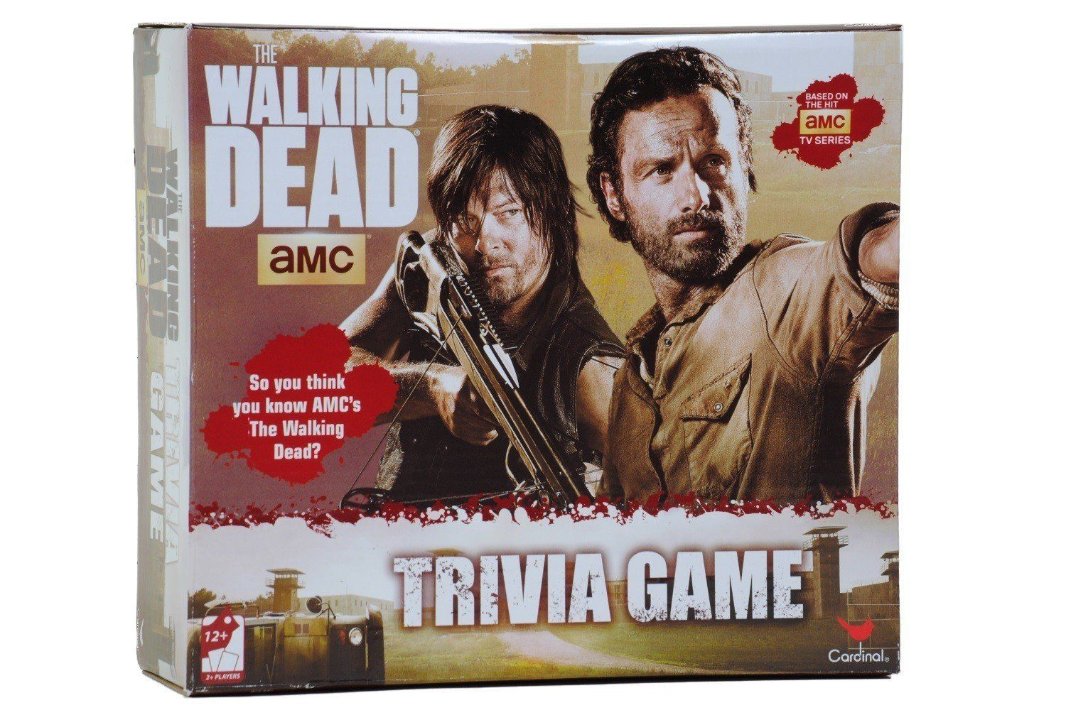 The Walking Dead Trivia Game Only 14 70 Reg 31 99 Become A Coupon Queen Walking Dead Facts Walking Dead Game The Walking Dead