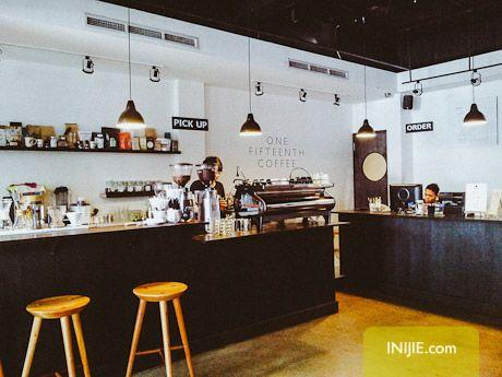 115 One Fifteenth Coffee Gandaria Jakarta