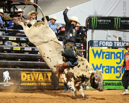 Professional Bull Riders - Live Center
