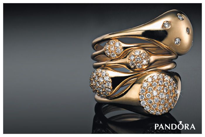 Pandora Stackable Love Pods | Christmas Wishes 2012 in ...