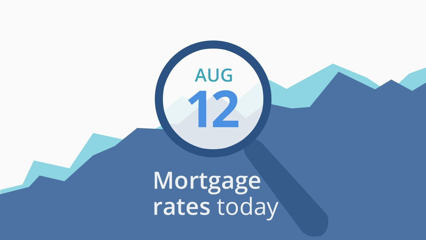 Mortgage Rates Today August 12 2019 Plus Lock Recommendations