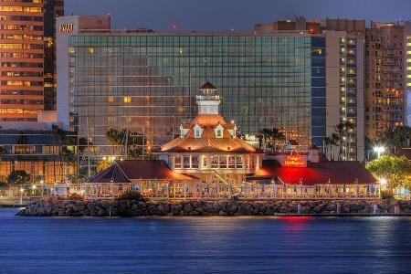 Parker S Lighthouse Restaurant Long Beach