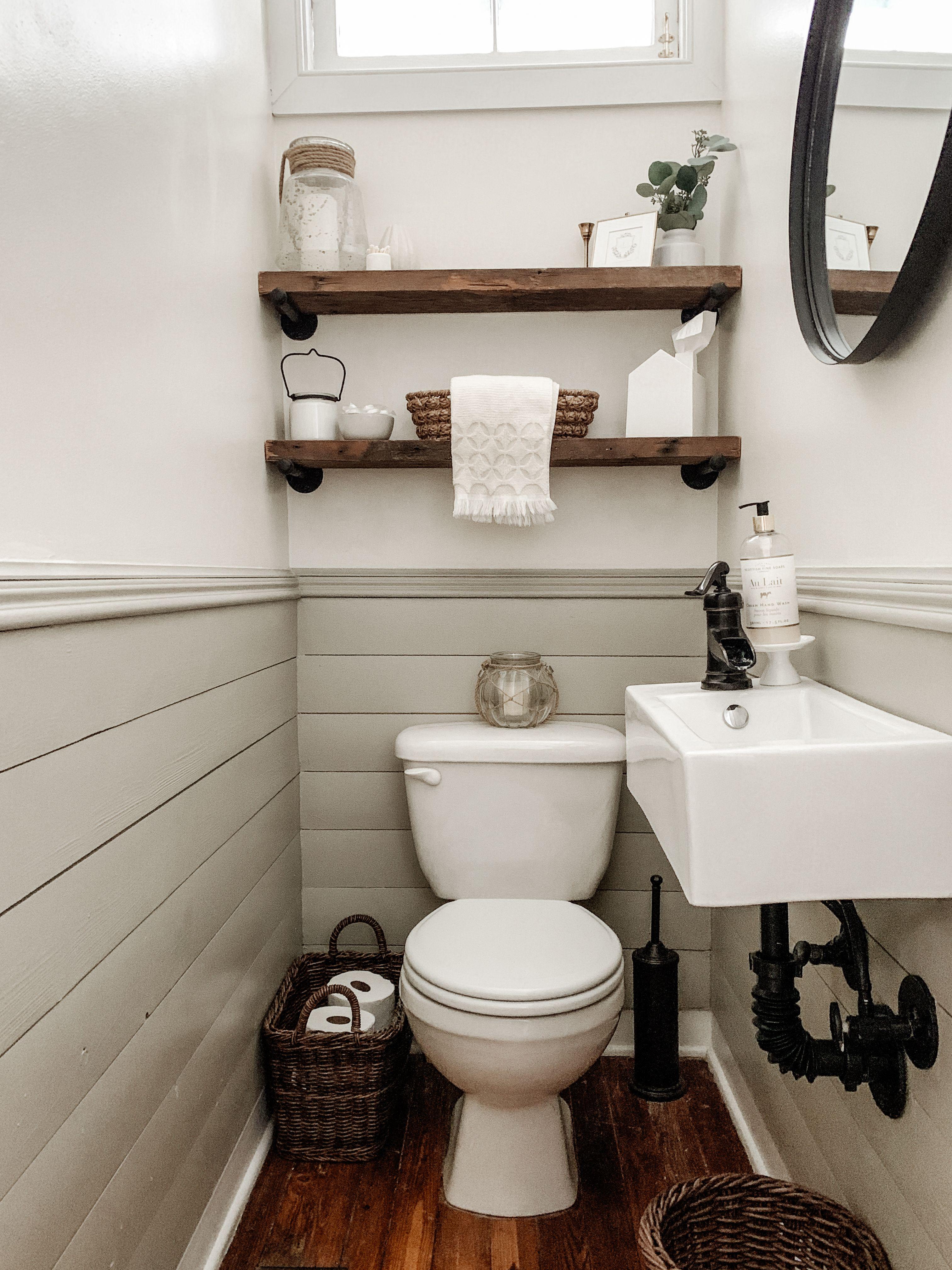 25++ Farmhouse powder room ideas inspiration
