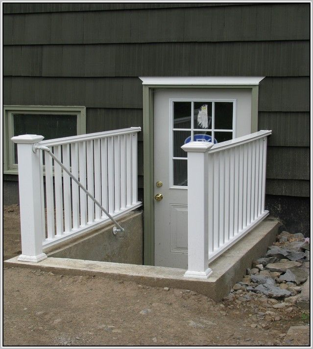 Bilco style doors cape cod exterior inspiration for Walkout basement windows