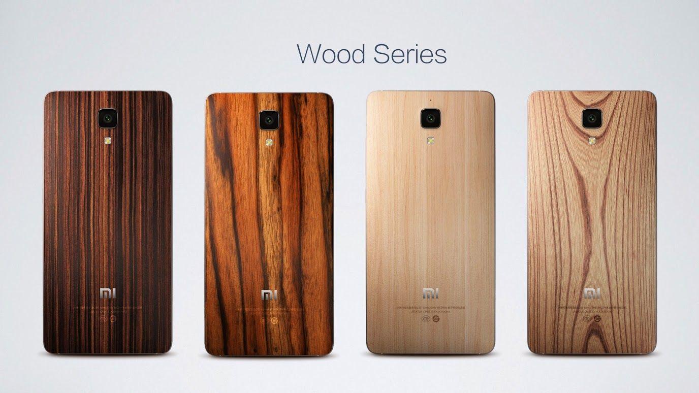 sale retailer 91c99 74233 Xiaomi Mi4 back cover: Wood series | mobile phone/ case | Smartphone ...