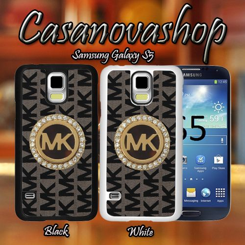 Michael Kors logo case for Samsung Galaxy S5 S4 Note 3 N9005 Note 3 .....