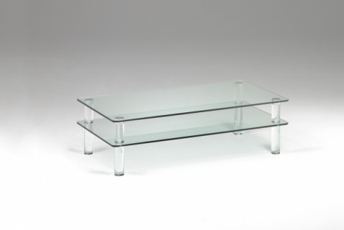 Acrylic And Glass Coffee Table Table Interior Furniture