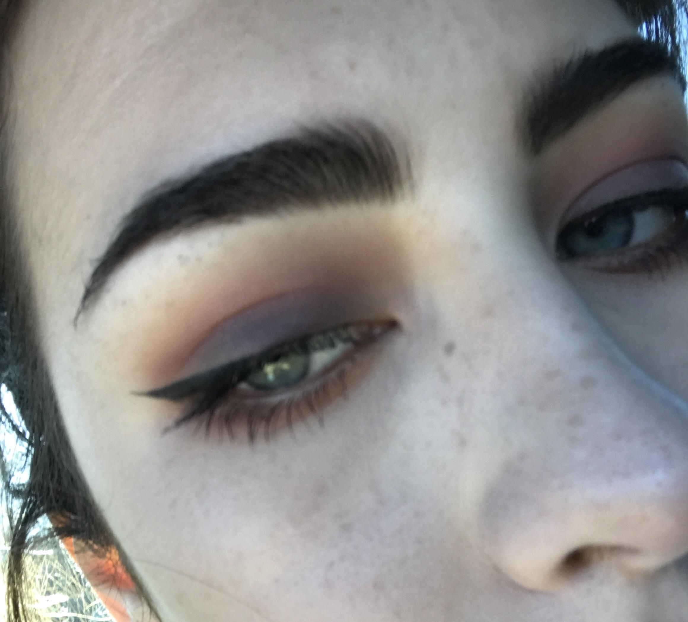 My first look with the Subculture palette! CCW