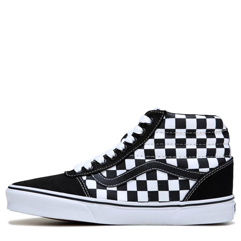 High top sneakers, Sneakers, Vans