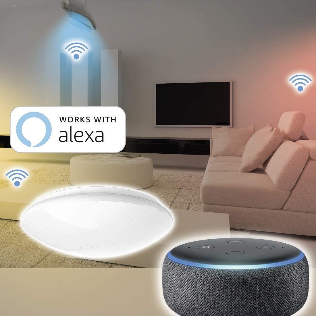 9+ Alexa Wohnzimmer Lampe in 9  Works with alexa, Alexa, It works