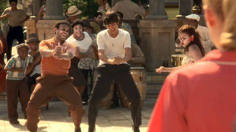 Dirty Dancing: Havana Nights - Trailer   Diego Luna!