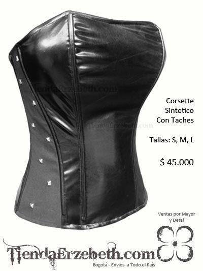 0e0882791 corsette gotico metal mujer ropa estilo rock ventas tienda bogota manizales  cali barranquilla medellin metaleros taches villavicencio yoapl