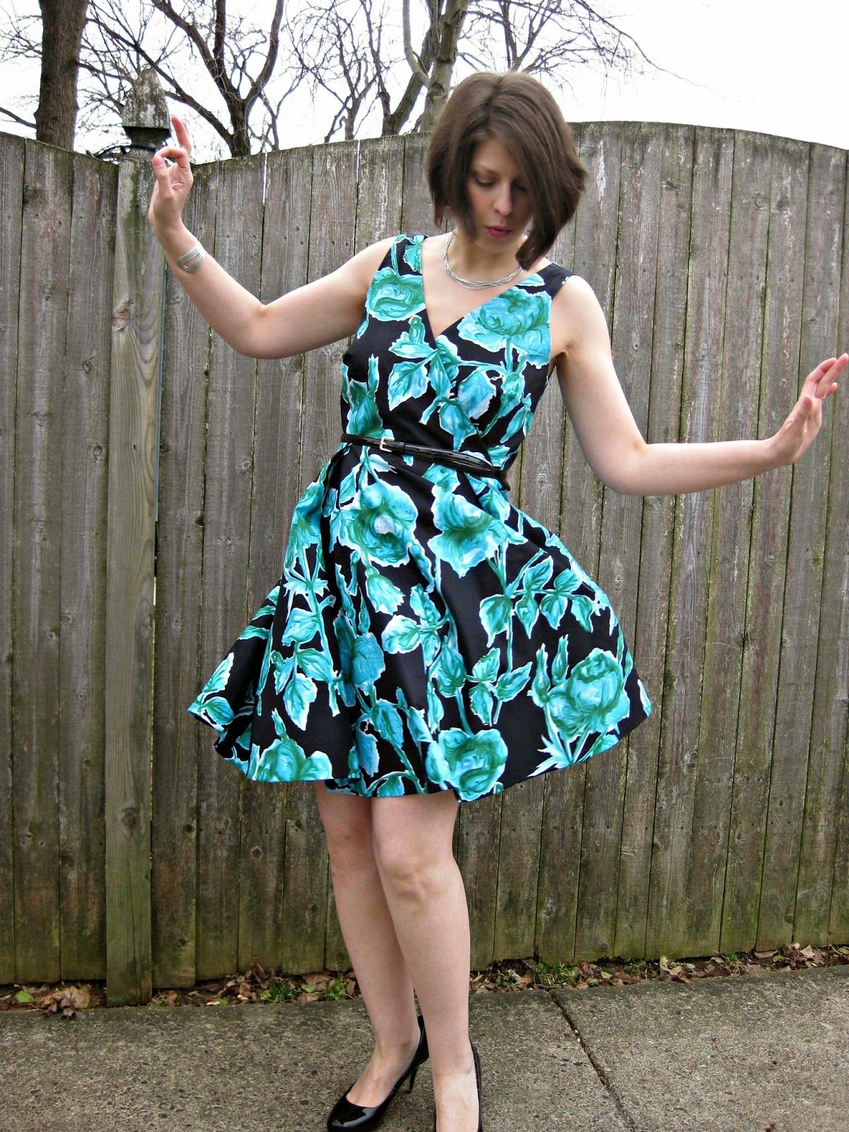 Handmade By Heather B: I\'m Here for the Garden Party - By Hand ...