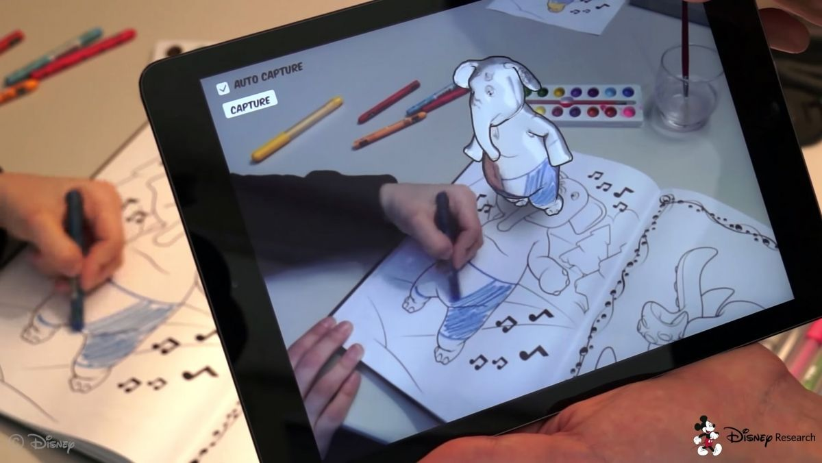 Augmented Reality Tutorial: Animated 3D Character using