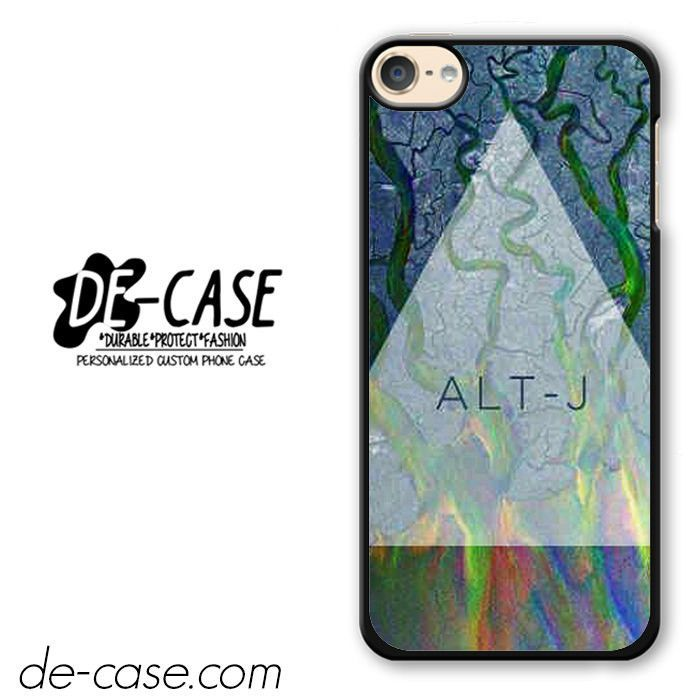 ALT-J Logo DEAL-672 Apple Phonecase Cover For Ipod Touch 6