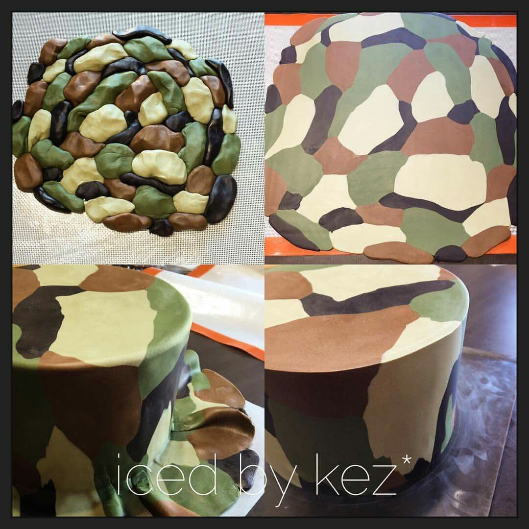 Flecken Crafts Pinterest Cake Army and Army cake
