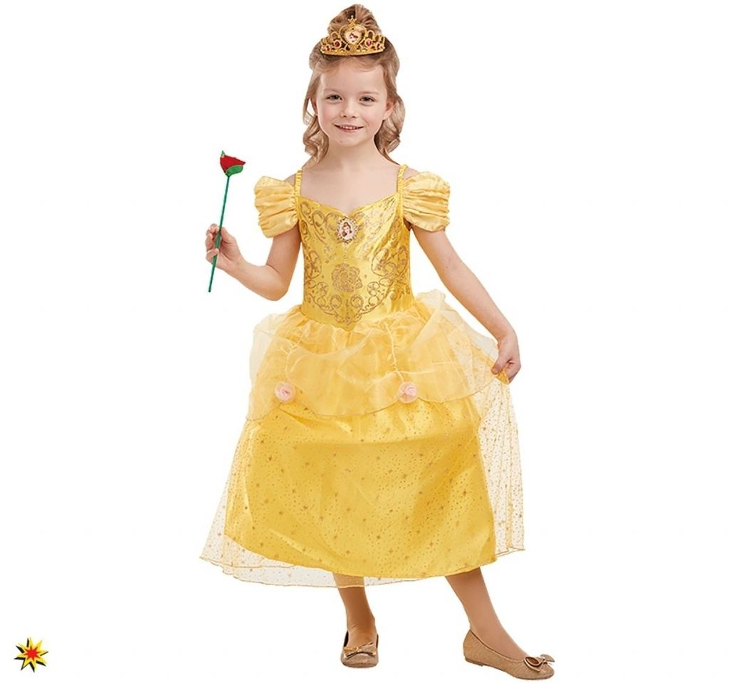 Costume The Beauty And The Beast The Beauty And The Beast Princess Belle Princess Costume