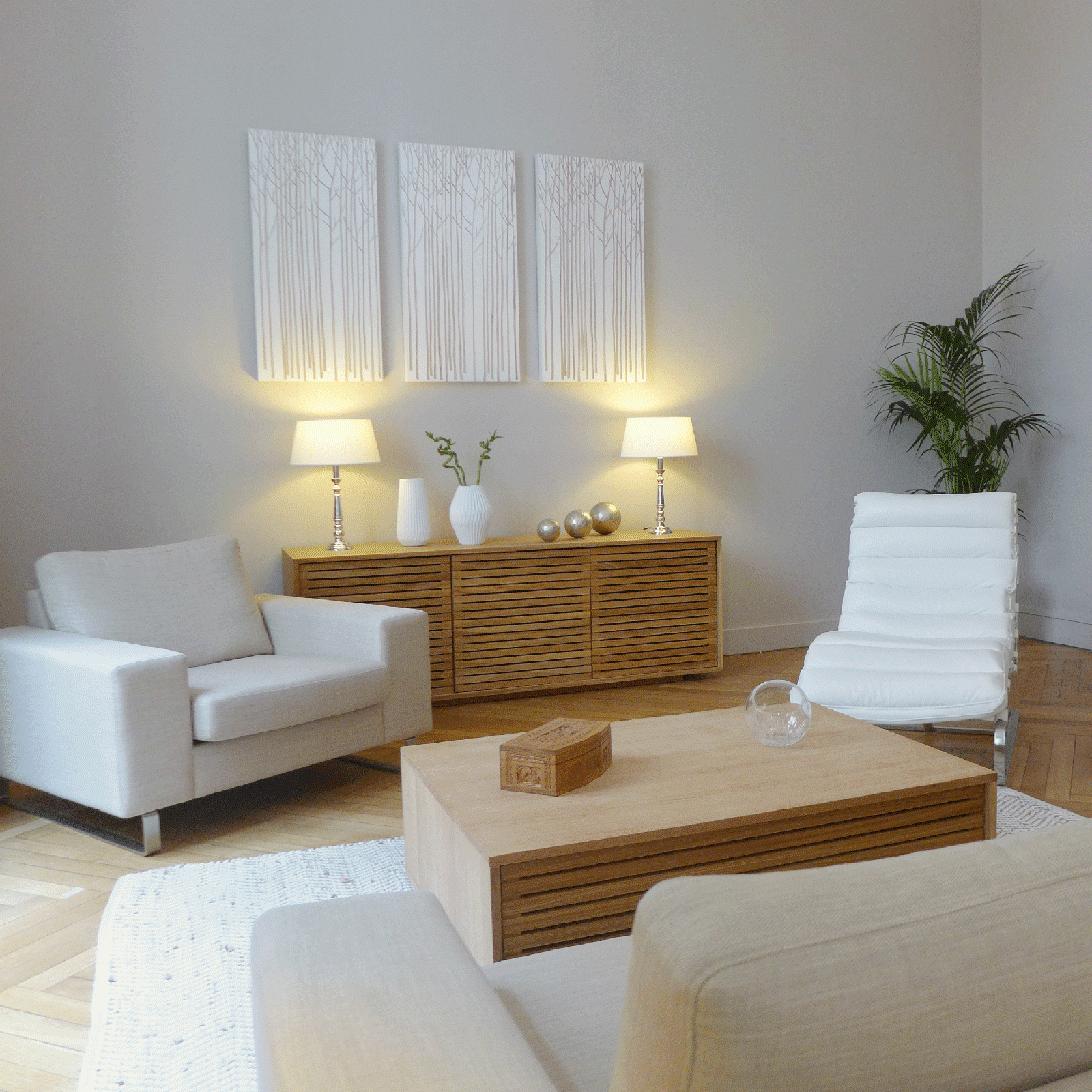 deco blanc gris et bois. Black Bedroom Furniture Sets. Home Design Ideas