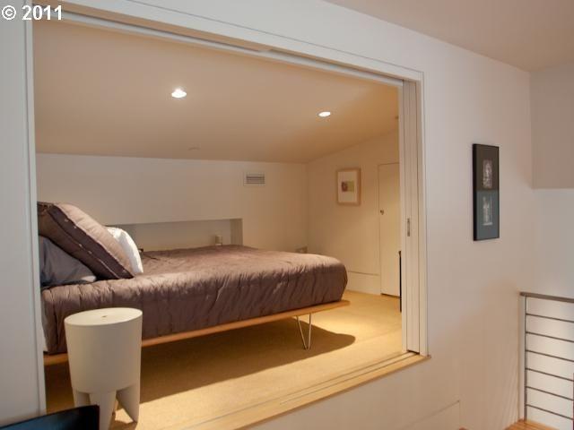 Superior Hidden Bedroom