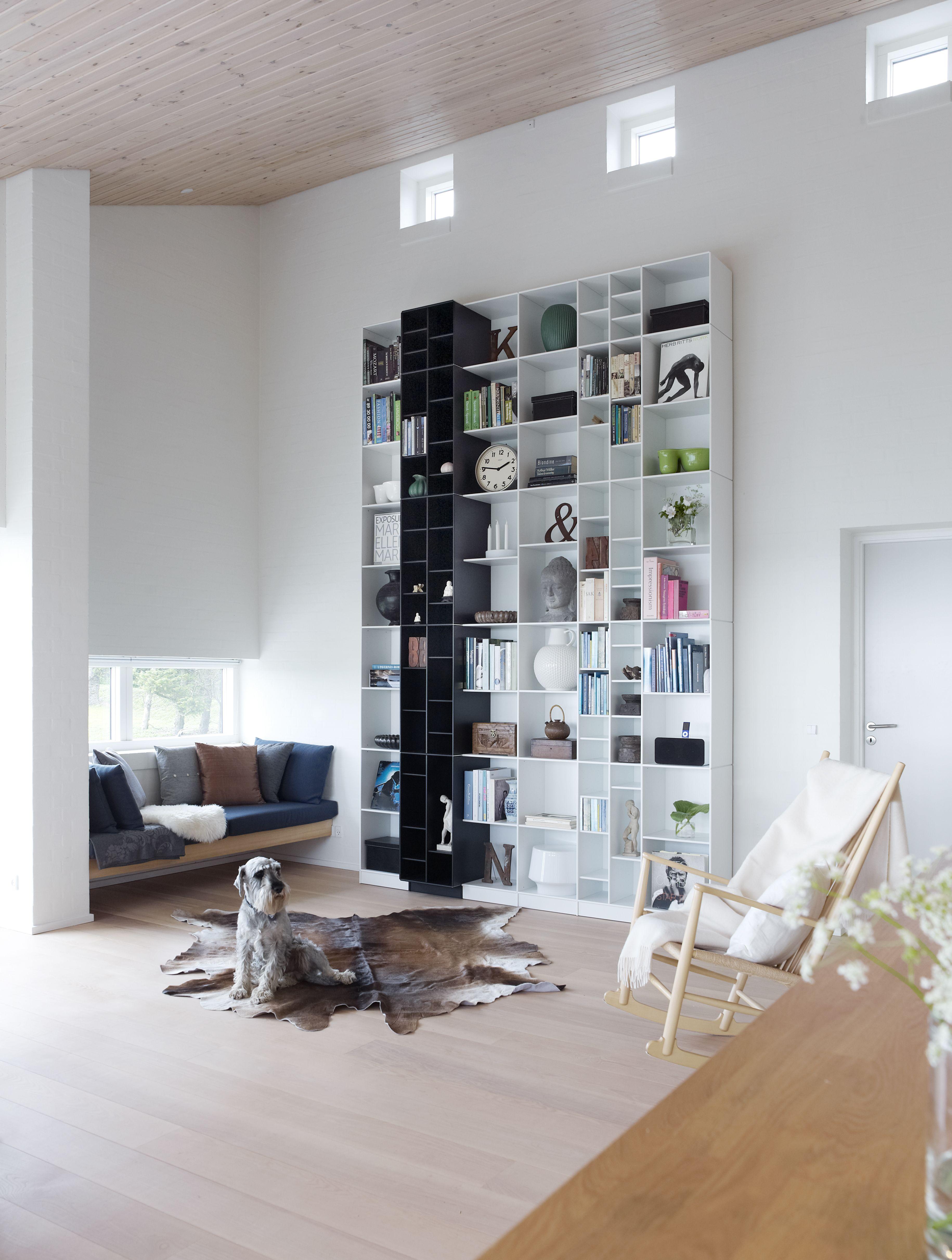 Lundia ABC Quadrant bookshelf - imagine how much stuff the princess ...