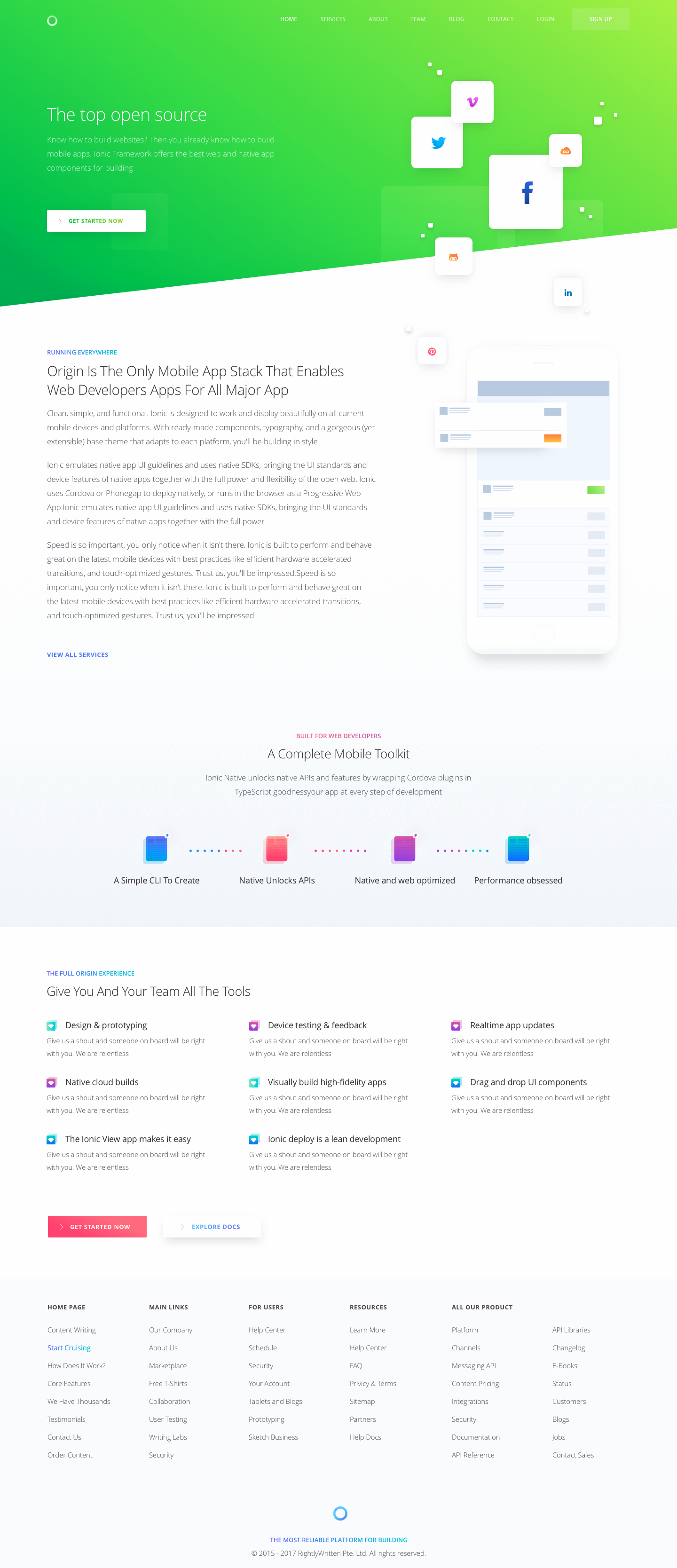 Attach Marketing Website Web Design Web Design Inspiration