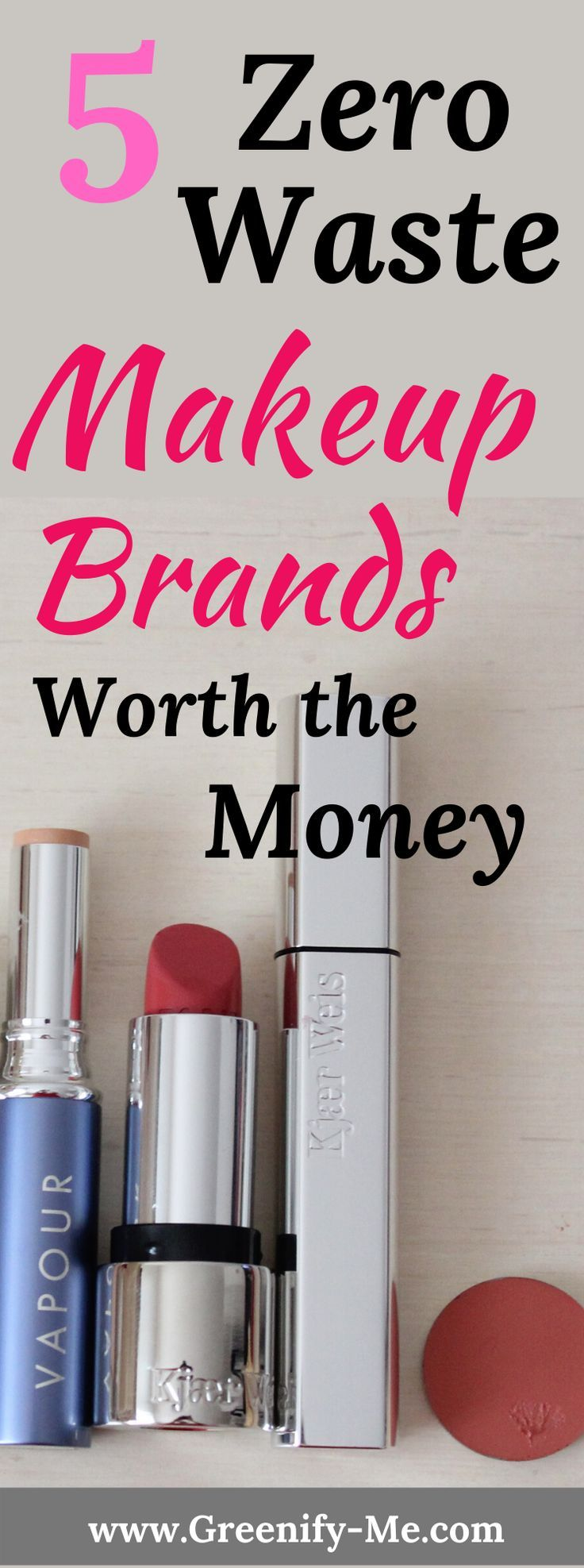Looking for the best zero waste makeup brands? I've got