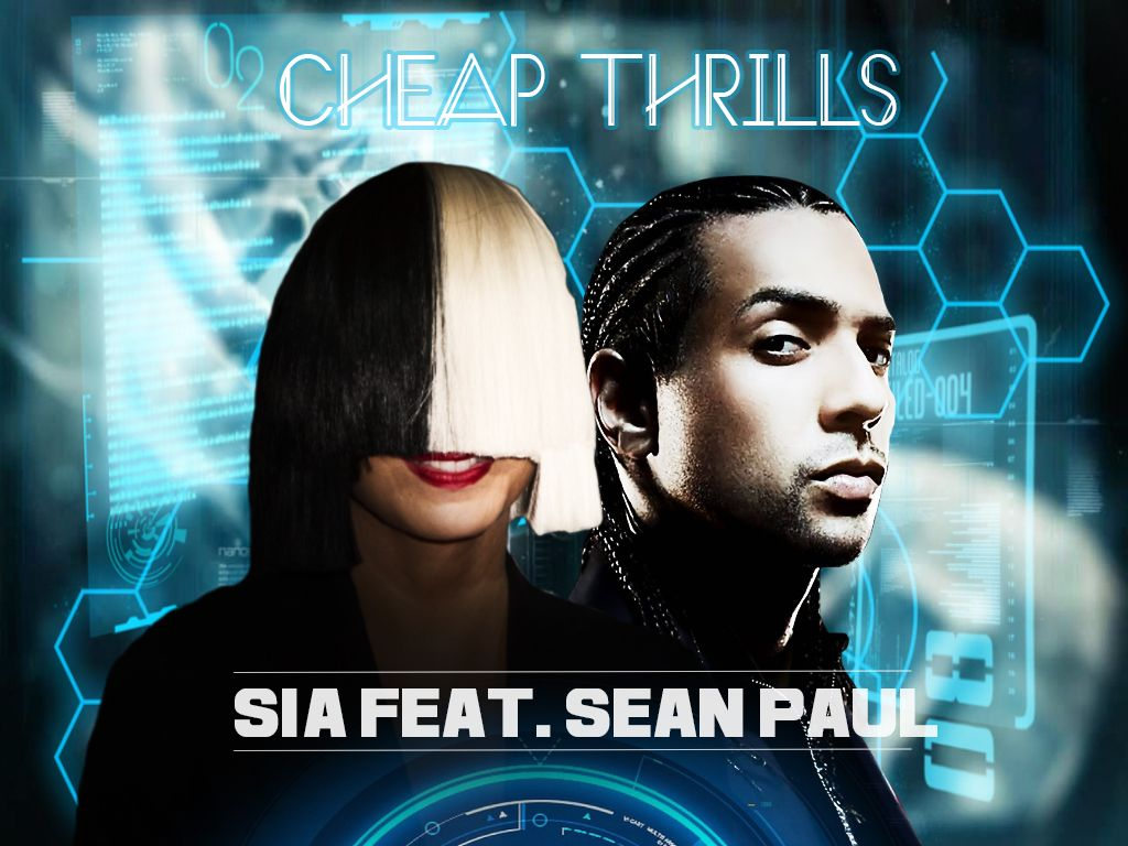 Cheap Thrills Sia feat. Sean Paul Sean paul, Songs