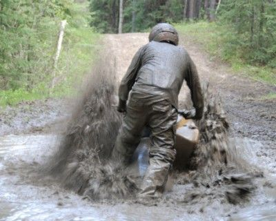 How to Free your ATV When it Gets Stuck