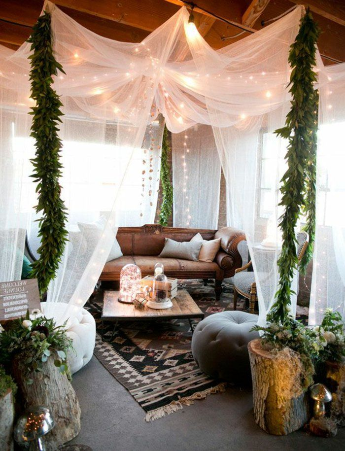 La deco chambre romantique 65 id es originales design et d co for Photo deco chambre adulte romantique