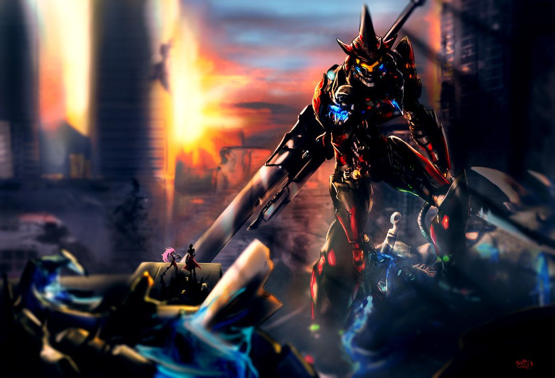 Chaos Blade by Neo9013 on DeviantArt