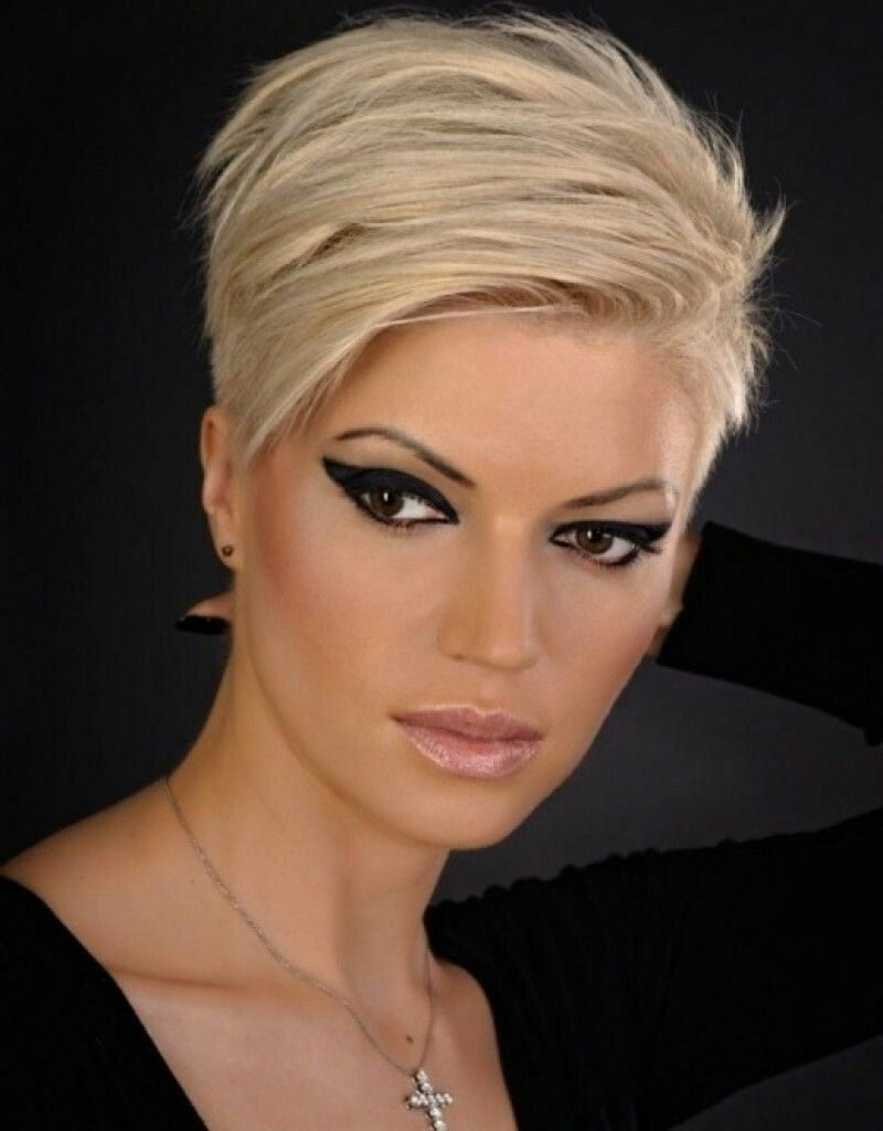 Pin by Ricki Ganzzermiller on beauty Oval face haircuts