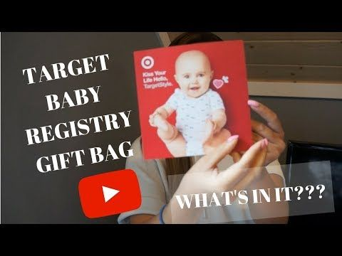 WHAT'S IN MY TARGET BABY REGISTRY GIFT BAG? Check more at ...