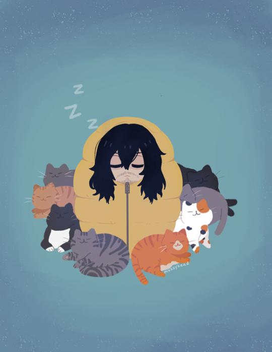 Aizawa Shouta | Hero wallpaper, Hero academia characters, My