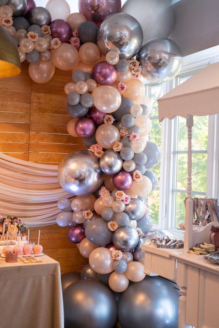 Sweet Princess Birthday Party