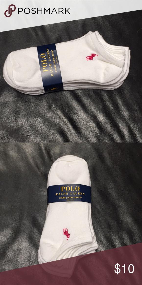 Polo Ralph Lauren Mens Socks 2 Pairs Fits 10-13 Navy Pair /& Grey Argyle Pair NWT