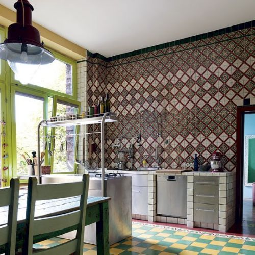Good Ideas For You | Moroccan Style Kitchen
