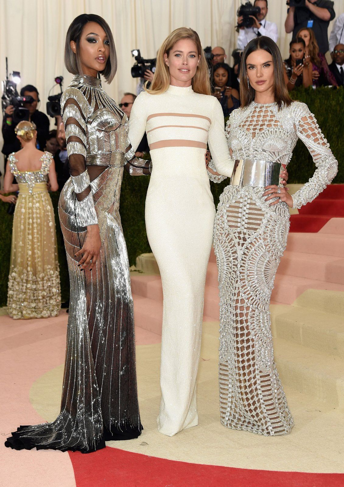 Met gala adlet fashion haute couture pinterest met gala