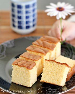 Japanese Castella Yummy food dessert, Food, Savoury food