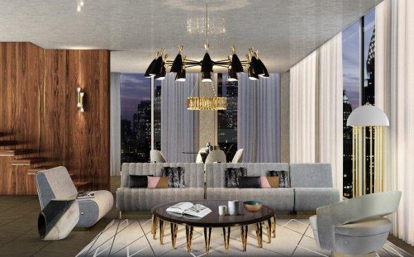 Herbst 2017 Luxuriöse Wohnzimmer für den Herbst Wohnzimmer - wohnzimmer ideen retro