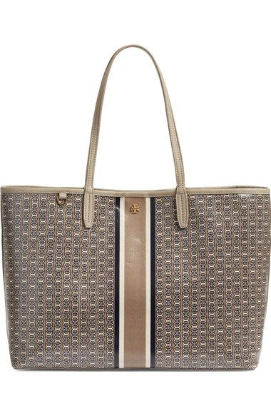 d0d9be2fb35 TORY BURCH Gemini Link Tote.  toryburch  bags  hand bags  canvas  tote   cotton