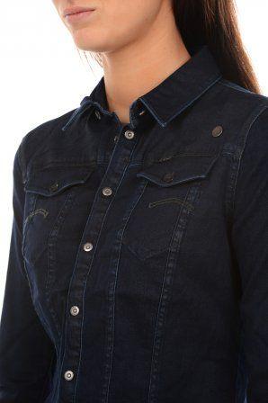 40 beste afbeeldingen van Denim Shirts for Women Denim op