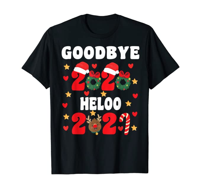 Happy New Year 2021 New Years Eve Goodbye 2020 Paj