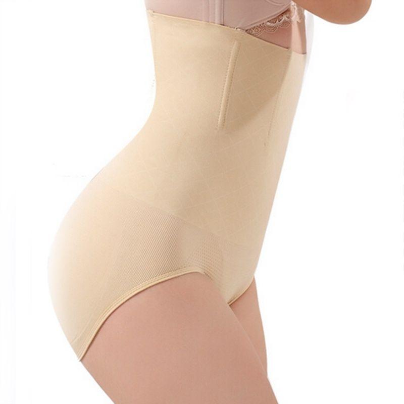 20cfe2b3d1 Seamless Women High Waist Slimming Tummy Control Knickers Pants Pantie  Briefs Shapewear Underwear Magic Body Shaper Lady Corset