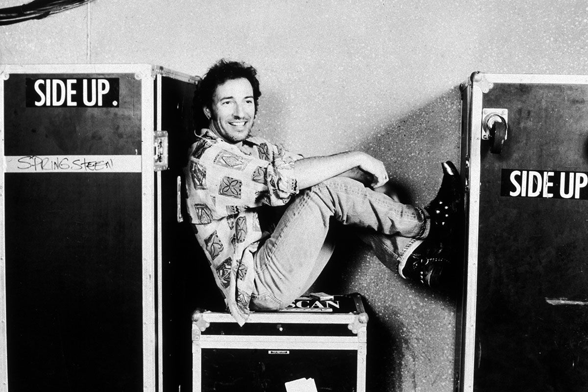 Bruce Springsteen Through The Years: 15 Vintage Photos