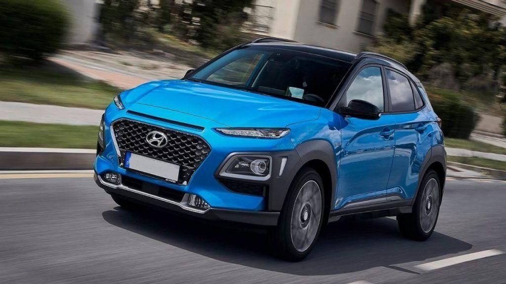 2021 Hyundai Kona Improvements Ev Specs With Images New Suv Hyundai Subcompact Suv
