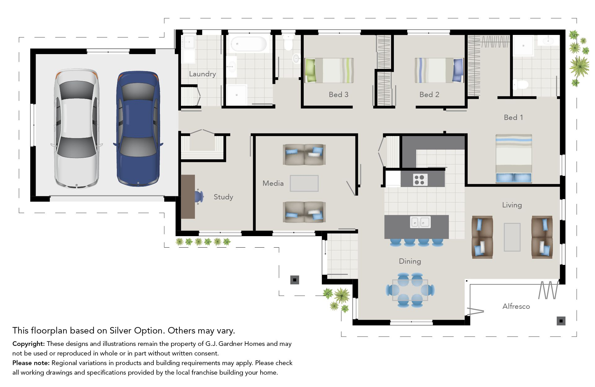 210sqm house example - Example House Design
