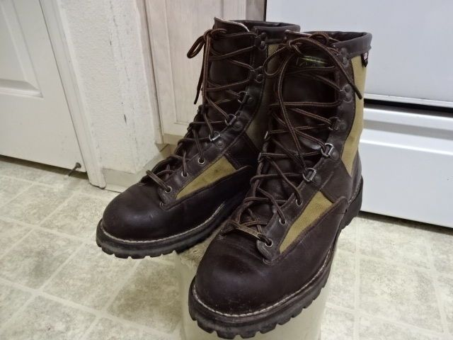 DANNER CAB WINTER LITE GORE TEX BOOTS CABELAS MEN 13 B MADE IN USA ...
