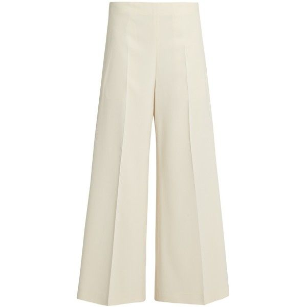 wide-legged trousers - White Joseph eZcNH
